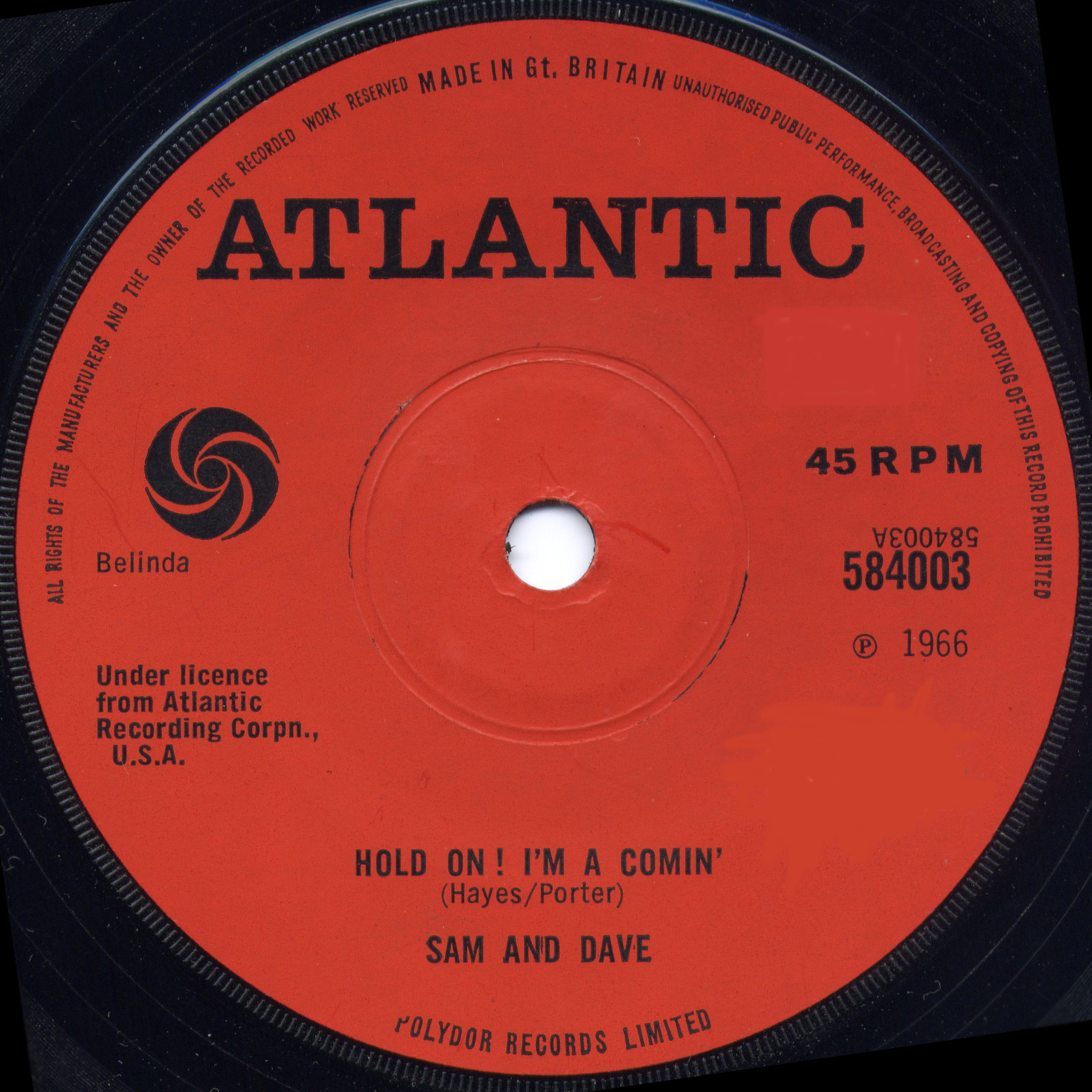 I Want To Cuddle With You Quotes: UK Stax Singles On The Red Atlantic Label