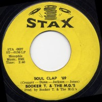 Booker T. & The M.g.'s - 'Soul Clap 69'