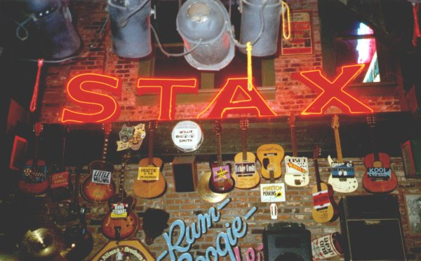The Stax Light Still Shines !